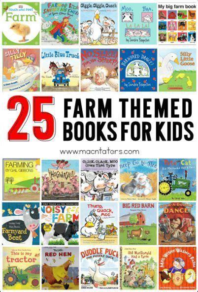 25 best ideas about preschool farm theme on 442 | 920d61d60b44b7f3125ed525768b4466 teen books baby books