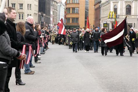 2010.g. 25. marts Rīgā « Noziegumi pret cilvēci