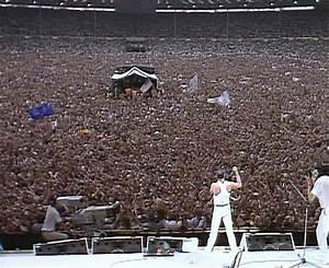 Freddie Mercury Live Aid Crowd | www.pixshark.com - Images ...