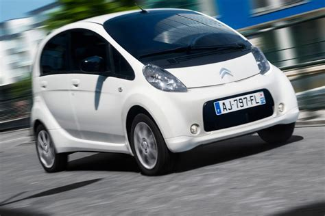 Citroen Confirms E-cmp Electric Vehicle Will Arrive In
