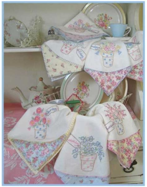 embroidery designs kitchen towels 43 best images about tea towels on kitchen 7053