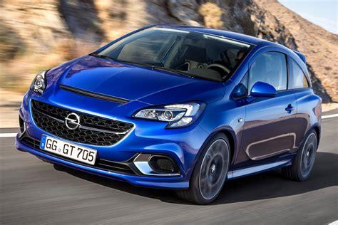 Opel Corsa Opc by Opel Corsa Opc Teknoseyir