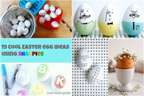 egg coloring ideas sharpie easter eggs 19 of the coolest no mess decorating ideas