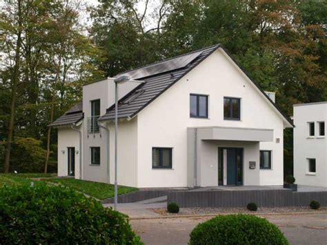Schwabenhaus Bad Vilbel by Musterhaus Ausstellung Eigenheim Garten In Bad Vilbel