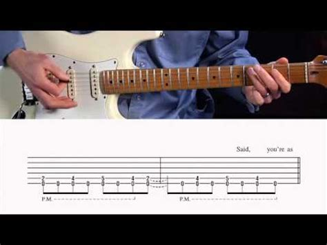 Mama kin guitar lesson youtube