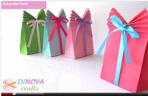 Faire Soi Meme Bricolage : fabriquer un sac cadeau en papier ~ Premium-room.com Idées de Décoration