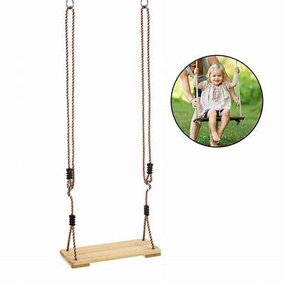 Swing Tree Outdoor Seat Wooden Chair Adult