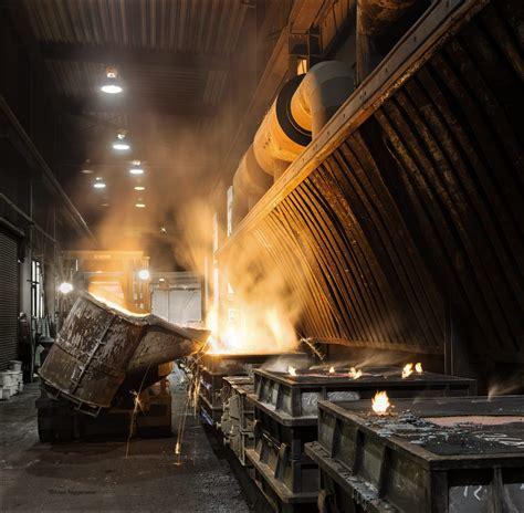 cast iron fritz winter eisengiesserei foundry giesserei