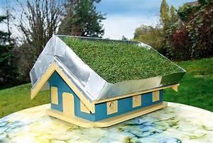 Verdigiris Bird House Roof – AWESOME HOUSE : To Make a