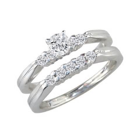 traditional wedding ring sets wedding sets black white gold wedding sets