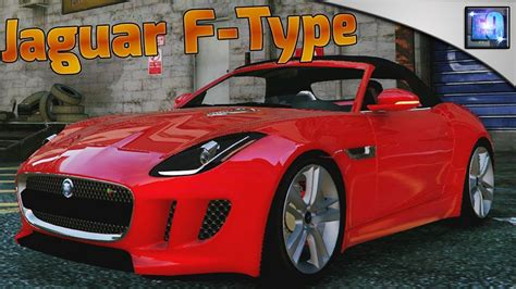 Jaguar F-type 2014 Car Mod