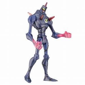Bandai Ben 10 Toys: Ben 10 Alien Force Chromastone