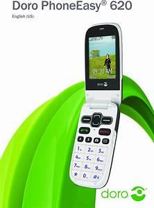 Doro Phone Easy 620 Instructions For Use En
