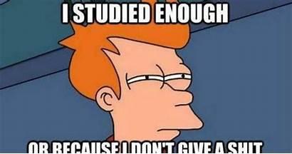 Studying Memes Way Levels Exam