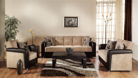 Light Brown Living Room Ideas by Vision Benja Sleeper Sofa In Light Brown By Sunset