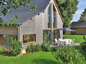 bons plans vacances en normandie chambres d39hotes et gites With plan maison de campagne 8 la maison de cadre
