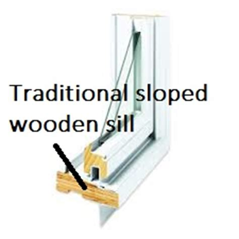 Sloped Window Sill by Window Sill Or Window Stool Which Is Which