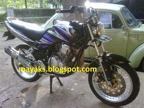 Modif Motor Scorpio by Modif Yamaha Scorpio Touring Holidays Oo