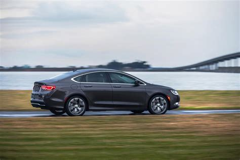Fuel Economy Chrysler 200 by 2015 Chrysler 200 Delivers Up To 36 Mpg