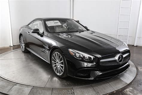 New 2018 Mercedesbenz Slclass Sl 550 Roadster In Austin