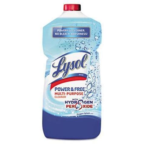Lysol Floor Cleaner Msds by Lysol 174 Power Free Multi Purpose Cleaner Pour Bottle