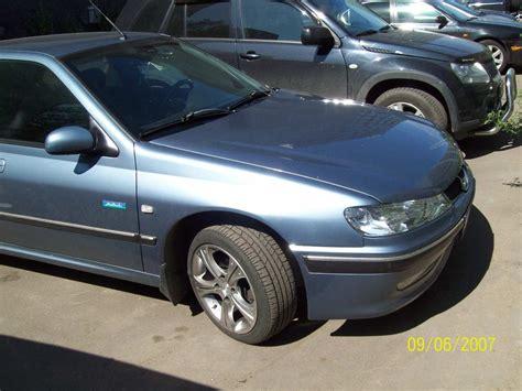 2001 Peugeot 406 For Sale 1800cc Gasoline Ff Manual