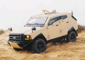 Ford Military Vehicles
