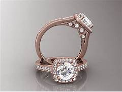 Rose Gold Ring  Rose G...