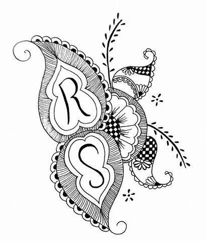 Coloring Tribal Pages Tattoo Template Printable Horse