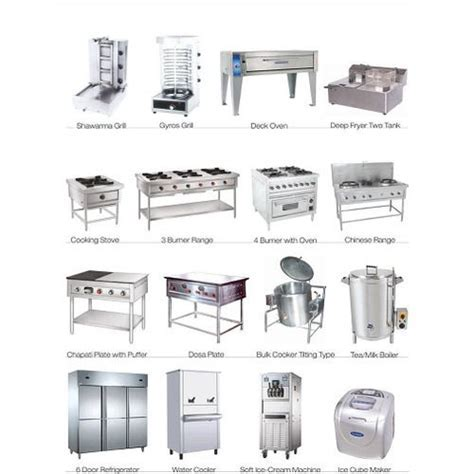 Commercial kitchen equipment in Bangalore   Commercial