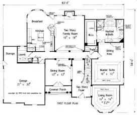 one story house plans with two master suites floor master bedroom home plans home design and style
