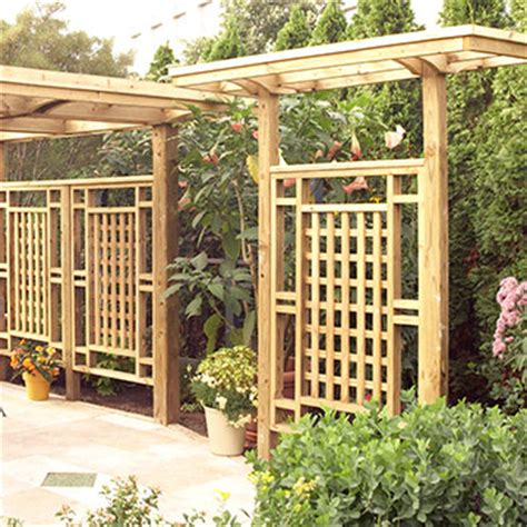freestanding privacy screen trellis privacy screen
