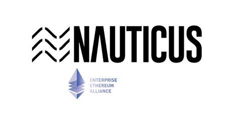 nauticus joins the enterprise ethereum alliance in midst of ico cryptoninjas