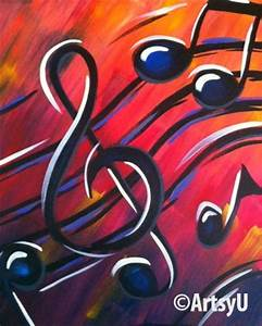 Painting Workshop: Music Notes - The Pulse » Chattanooga's ...
