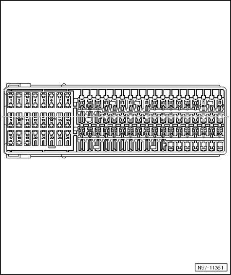 volkswagen jetta fusebox diagram