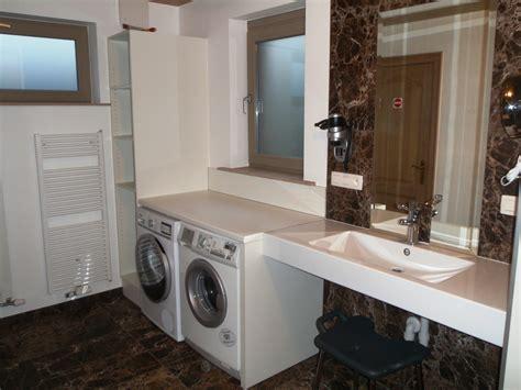 lave linge dans cuisine l 39 hébergement