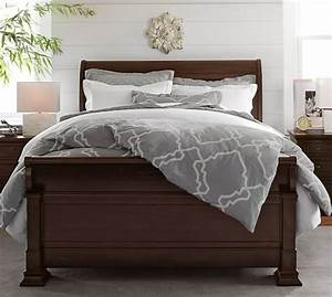 Banks bed pottery barn for Banks bed pottery barn