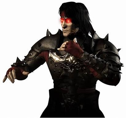 Kang Liu Mortal Kombat Zombie Timeline Characters