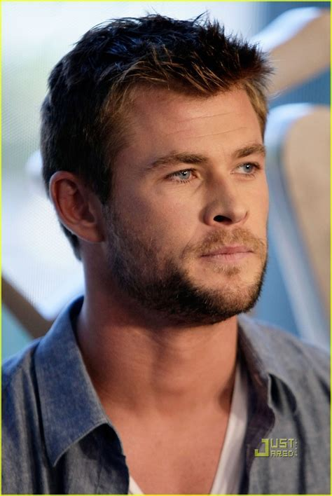 Chris Hemsworth Thors Out at Comic Con: Photo 2468864