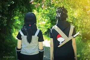 Shisui/Itachi anbu cosplay by Zombie-Uchiha on DeviantArt