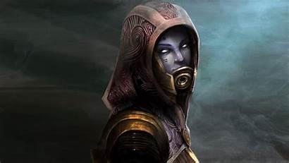 Mass Effect Tali Zorah Rayya Nar Naked