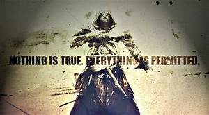 Ezio Auditore - Nothing is True, Everything is Permitted ...