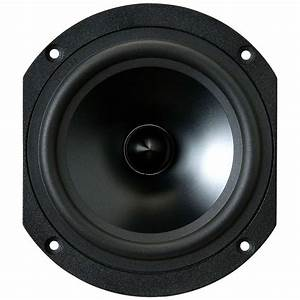New 6 U0026quot  Woofer Speaker Replacement 8 Ohm Home Audio Driver
