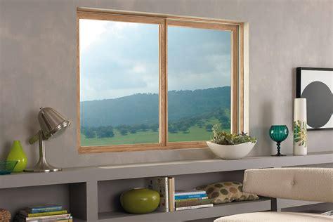wood fiberglass gliding windows elevate glider marvin