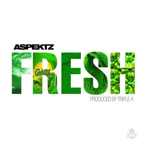 what to do with fresh music aspektz fresh prod triple a toflo com