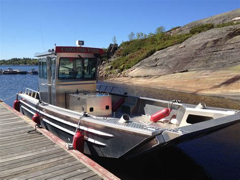 Boat And Landing by Landing Craft Wheelhouse