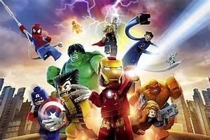 10, Greatest, Superhero, Video, Games