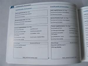 Carnet D Entretien Volkswagen : carnet entretien audi en fran ais ebay ~ Gottalentnigeria.com Avis de Voitures