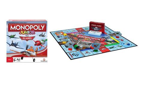 monopoly disney planes groupon