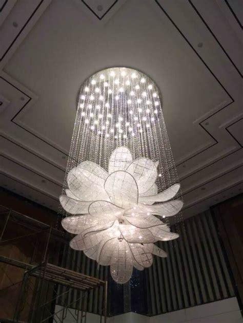 gentle design luxury flower shape corridor project
